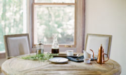 The breakfast nook in the kitchen. Picture courtesy of Taken by Sarah Photography.
